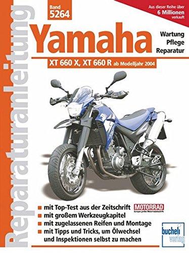 Download Yamaha XT 660 X / XT 660 R (Reparaturanleitungen)