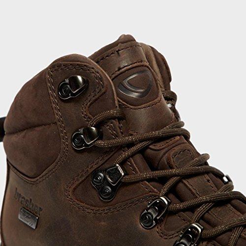 51KGQeXvjcL. SS500  - Brasher Brown Men's Country Master Walking Boot