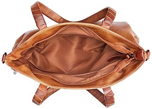 XTI - 85943, Borse a mano Donna Marrone (Camel)