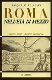 Roma nell'età di mezzo, Rione Monti, Rioni Trevi e Colonna.