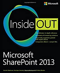 Microsoft® SharePoint® 2013 (Inside Out (Microsoft))