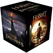 The Hobbit and Lord Of The Rings Complete Gift Set by Tolkien, J. R. R. on 08/11/2012 Unabridged edition