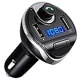 Criacr Transmetteur FM Bluetooth,...