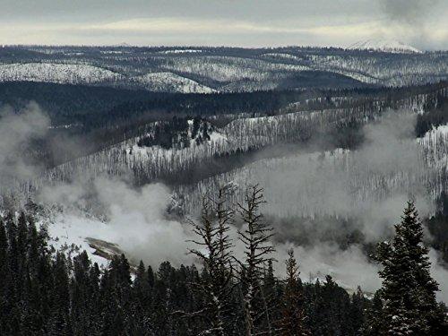 Winter in the Caldera: January in the Yellowstone Hotspot Deep Winter Parka