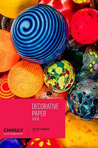 Decorative Paper Book, 2nd Edition (Dale Chihuly Glas)