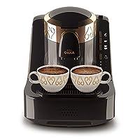 Arzum Ok001 Türk Kahve Makinası, Plastik, Siyah