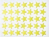 Creation Station Stern-Aufkleber, zum Abziehen, 20mm, goldfarben, 2.100Stück