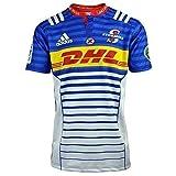Stormers Rugby Union 2015 herren Adidas Heimtrikot Jersey Oberteil 4XL, 5XL - Blau, XXXXL