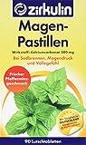 Zirkulin Naturheilmittel Magen-Pastillen, 1er Pack (1 x 90 Stück)