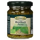 BioGourmet Bio Basilikum Pesto, 120g