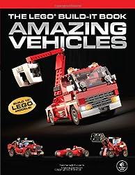 The LEGO Build-It Book V 1 - Amazing Vehicles