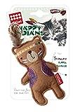 #10: GiGwi Happy Indians Bear Felt Catnip