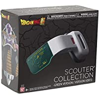 Dragon Ball- Scouter Deluxe Versión Green, Color Verde (Bandai 36822)