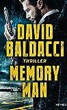 Memory Man: Thriller (Die Memory-Man-Serie, Band 1) - David Baldacci