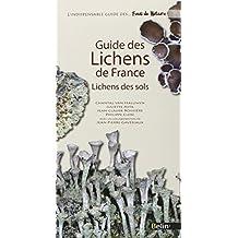 Guide des lichens de France - Lichens des sols