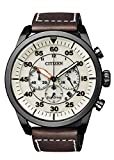 Citizen CA4215-04W - Reloj Color Beige