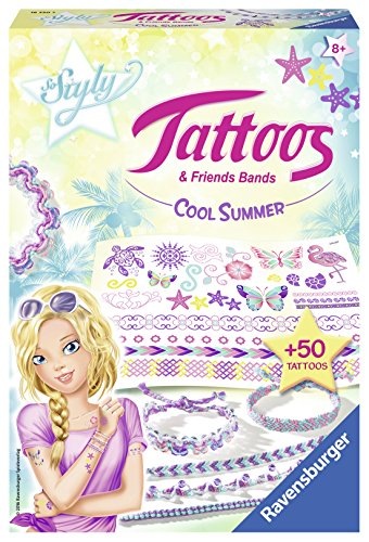 y 18320 - Tattoos und Friends Bands, Cool Summer, bunt ()