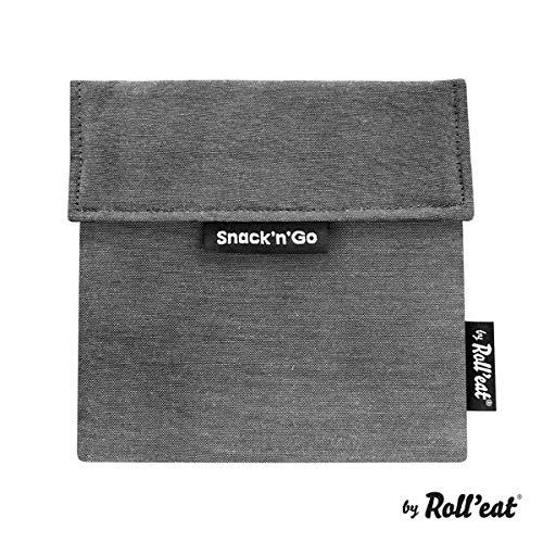 Rolleat - Snack'n'Go Eco - Bolsa Merienda Porta Snacks