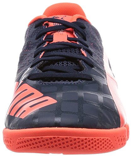 Puma Blu Uomo 01 3 Lavato Scarpe Sala Blast Futsal 4 Eclisse Evospeed Blau totale OqYwr0q1