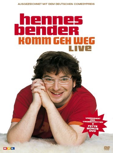 hennes-bender-komm-geh-weg-live-2-dvds-alemania
