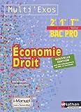 Telecharger Livres Economie Droit 2e 1re Term Bac Pro Multi Exos i Manuel Livre licence eleve by Pascal Besson 2016 05 03 (PDF,EPUB,MOBI) gratuits en Francaise