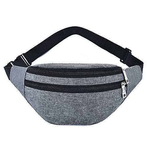 NSHI Unisex Handtasche Fanny-Satz-Spielraum-Taillen-Beutel Sport-Paket Gesäß Brust Bananenbeutel Telefonpaket -