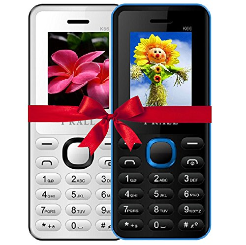 IKALL 4.57 Cm/1.8 Inch K66 Mobile Phone …, INR 1,598.00