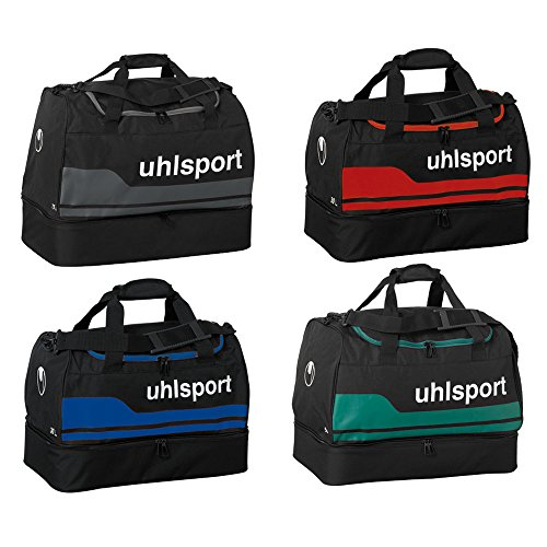Uhlsport Granada Pro Sporttasche Tasche mit Schuhfach in verschiedenen Farben und Grössen Blau