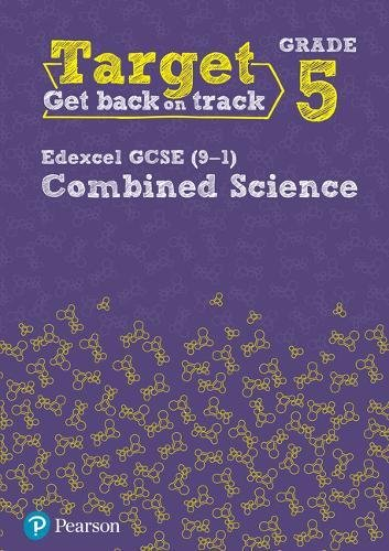 Target Grade 5 Edexcel GCSE (9-1) Combined Science Intervention Workbook thumbnail