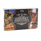 Everyday Essentials | Mischung aus ätherischen Ölen, Geschenkbox, Anfänger-Packung | Vertrauen, vier Diebe, Glück, geistige Klarheit, Schlafunterstützung | 100 % reine Mischungen ätherischer Öle