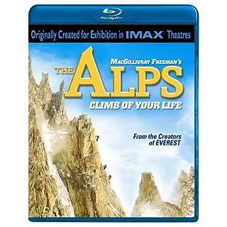 CORNERSTONE The Alps - Climb Of Your Life [BLU-RAY]