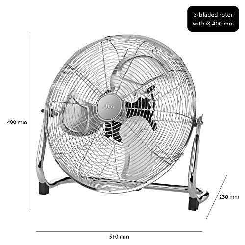 AEG VL 5606 WM  Windmaschine / 40 cm - 5