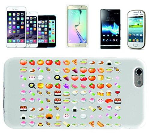 """Smartphone Case Apple IPhone 5/ 5S/ SE """"Obst Gemüse Vegan Vegetarische Smileys"""", der wohl schönste Smartphone Schutz aller Zeiten."""