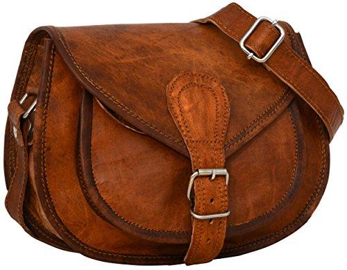 """Gusti Leder nature """"Romy"""" Genuine Leather Handbag Cross Body Shoulder Bag Everyday Satchel City Party Weekend Festival Bag 51KGhZS9l7L"""