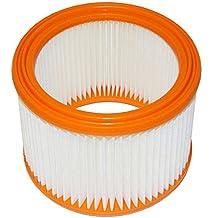 waschbarer Filter für Nilfisk ATTIX 50-01 PC Rundfilter Faltenfilter