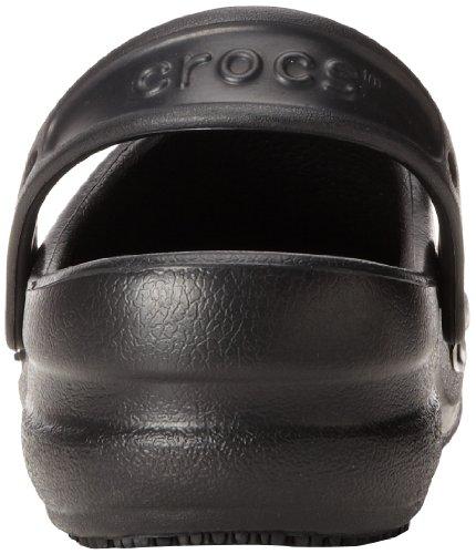 Crocs Bistro, Sabots Mixte Adulte Noir (Black)