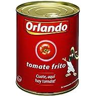 Orlando - Tomate Frito Clásico, Lata 800 g