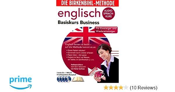Audio Sprachkurs Birkenbihl Basiskurs Business Englisch Amazonde