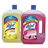 #7: Lizol Disinfectant Floor Cleaner - 2 L (Citrus) with Lizol Disinfectant Floor Cleaner - 2 L (Floral)