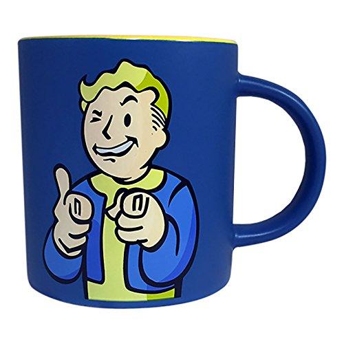 ult Boy Keramik blau gelb 600ml (Kid Tassen)