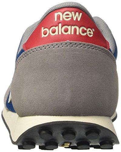 New Balance Classics Traditionnels - Sneaker Mehrfarbig (Grey/Blue)