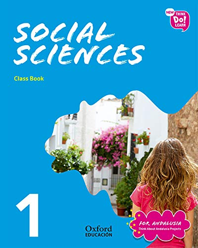 New Think Do Learn Social Sciences 1 Class Book + Stories Pack (Andalusia Edition)
