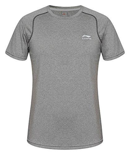 li-ning-t-shirt-pour-homme-regan-xl-gris-anthracite