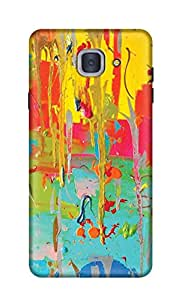 ZAPCASE Printed Back Cover for Samsung Galaxy J7 Max