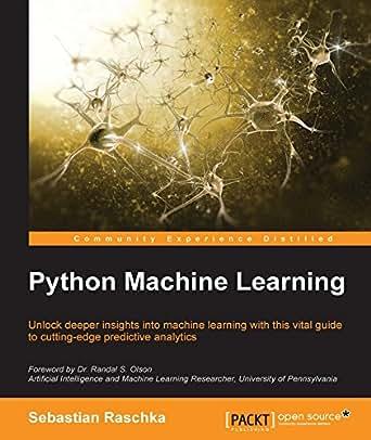 Python machine learning ebook sebastian raschka amazon amazon prix kindle fandeluxe Choice Image