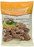 Seeberger Bananenstücke, 12er Pack (12 x 200 g Packung)