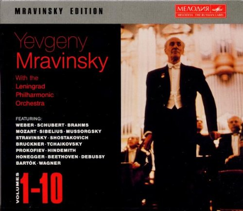 Oeuvres pour orchestre / Coll. Mravinsky Edition [Import anglais]