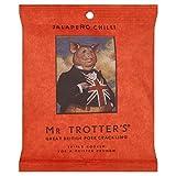 MR TROTTER Great British Ciccioli Di Maiale Del Signor Trotter - Jalapeno Peperoncino 60g (Confezione da 2)