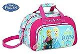 Die Eiskönigin Disney Sporttasche 40x24x23 Schultasche Tasche Elsa Anna Olaf (61)