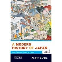 MODERN HIST OF JAPAN 3/E